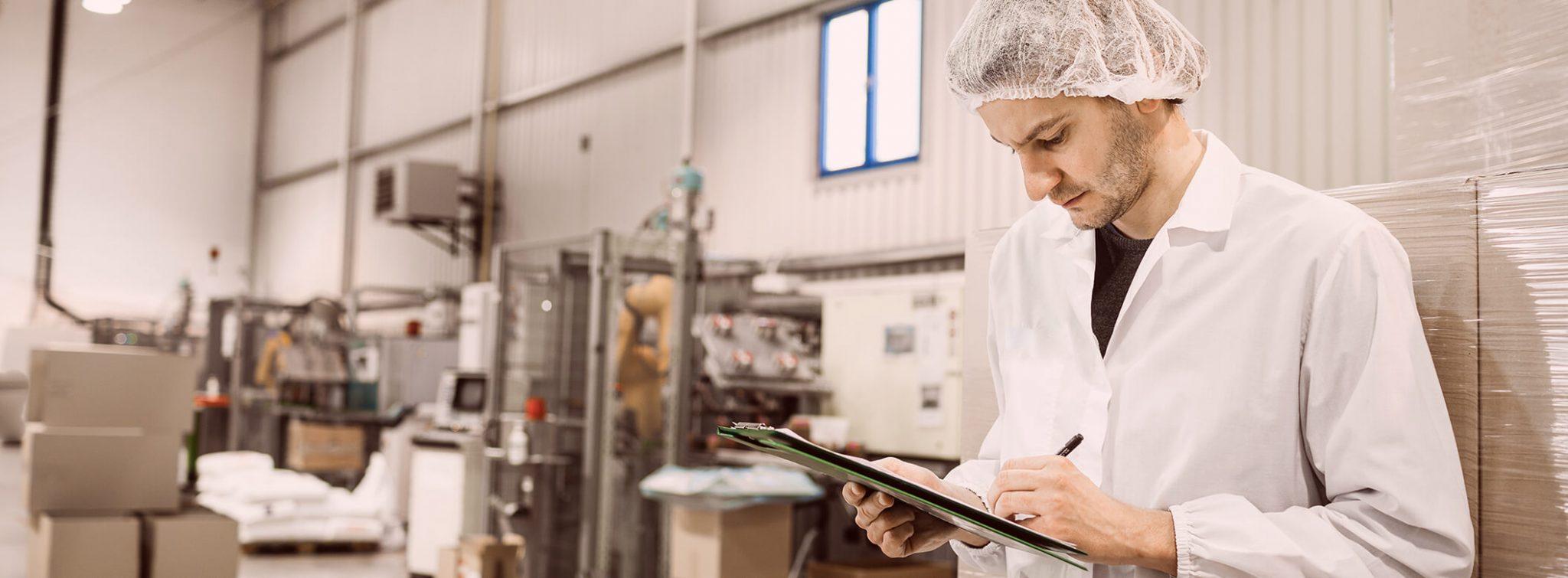 Soluções para a indústria de Alimentos – Aurora
