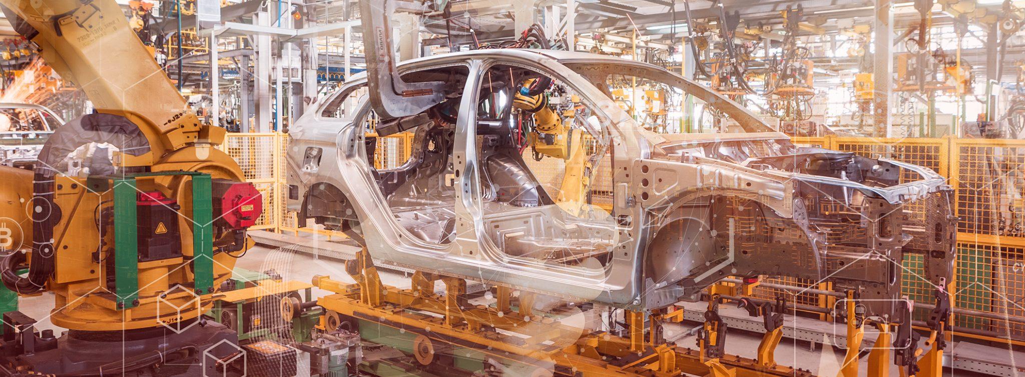 Indústria 4.0 e Smart Factory no setor automobilístico